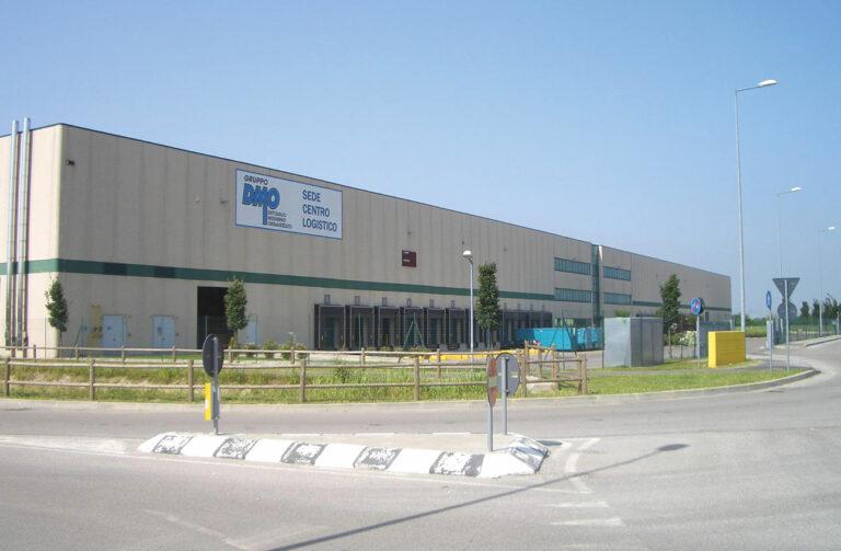 Dmo centro logistico – Vescovana (PD)