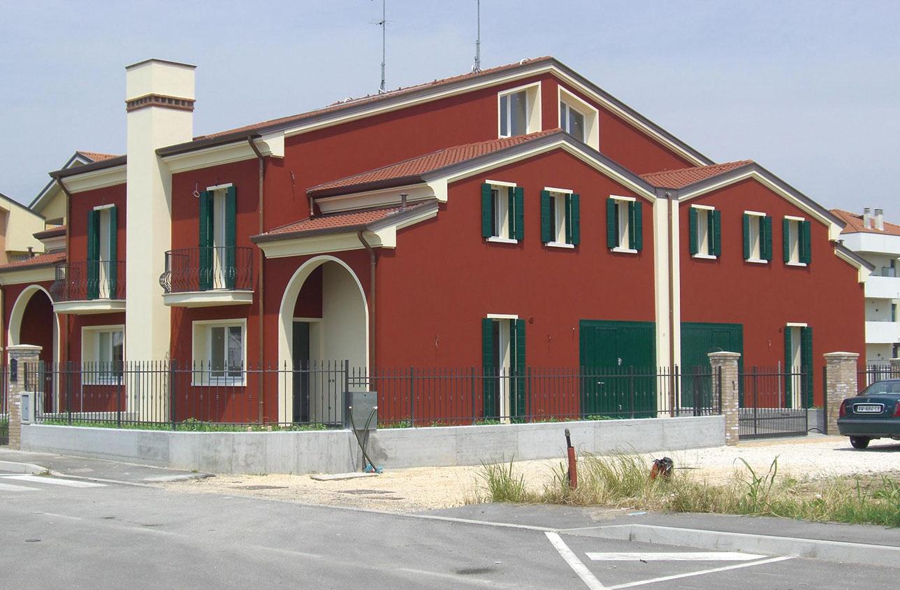 Quadrifamigliare San Pietro Viminario (PD)