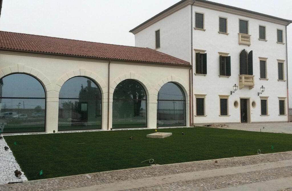 Cà Battaja Belloni – Sede DMO Pernumia (PD)